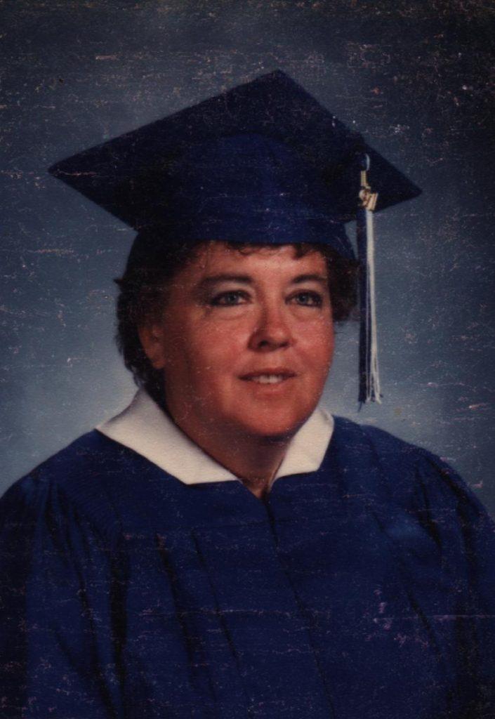 Bonnie Mann High School Graduate 1991