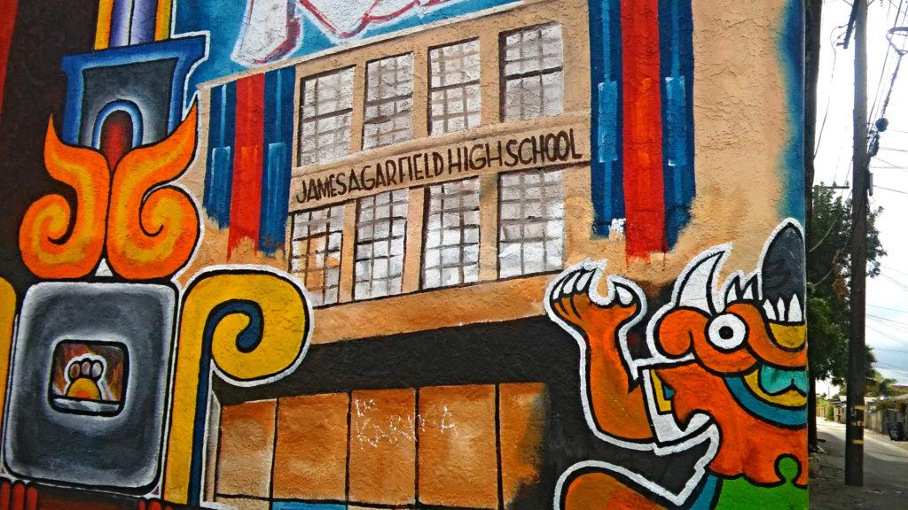 Garfield High School Mural