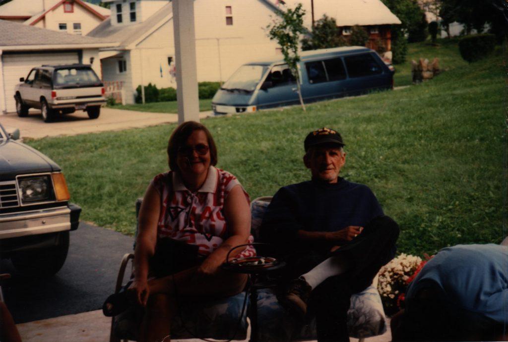 Mom & Day Labor Day 1996
