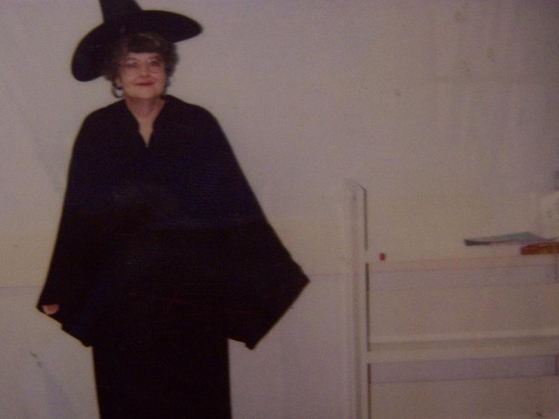 Mom Halloween